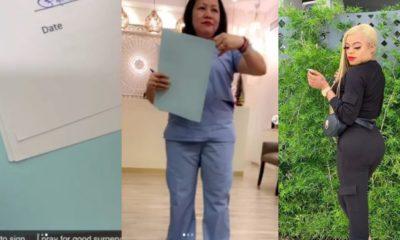 Bobrisky set to undergo surgery, prays for safe operation (video)