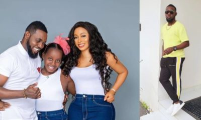Comedian, AY and wife, Mabel celebrate 11th wedding anniversary