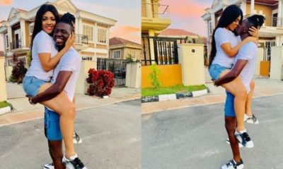 Comedian Akpororo and wife celebrates 4th wedding anniversary