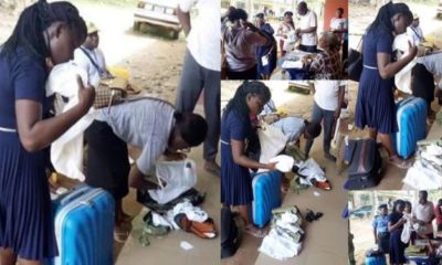 Corp members dismissed from NYSC camp for refusing to wear trousers