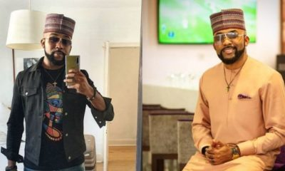 'Day robbers told me to sing after robbing me' – Banky W