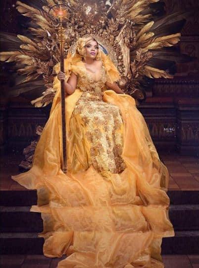 Actress Empress Njamah shares stunning photos to celebrate her 40th birthday