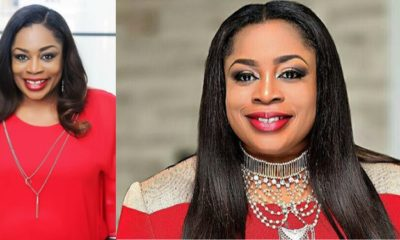 Gospel singer, Sinach, 46, welcomes her first child after 5 years of marriage