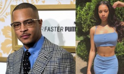 'I make doctor check my daughter's hymen every year to ensure she's a virgin' - T.I