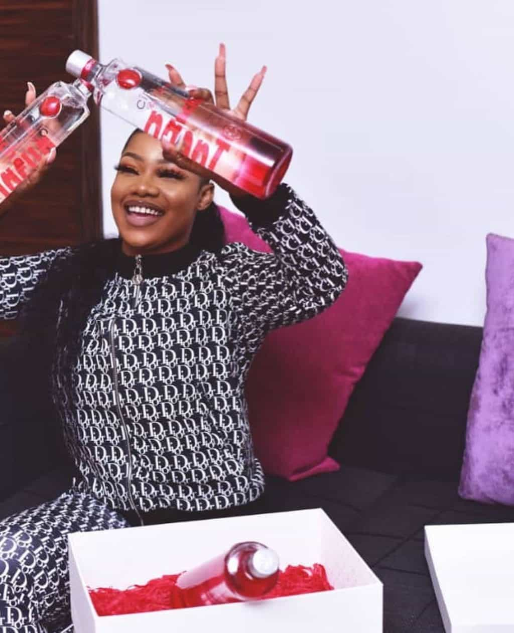 BBNaija Tacha signs endorsement deal with Ciroc Vodka (video)