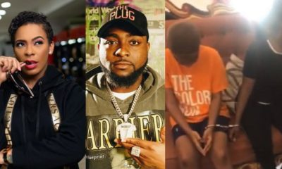 'It's primitive for Davido to put those girls that accused him of 'pregnancy' in handcuff' - Tboss