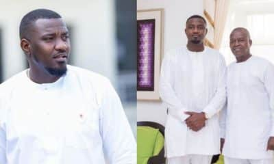 John Dumelo celebrates dad, John Dumelo Sr. on his 70th birthday