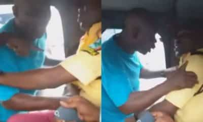 LASTMA official seizes lady's phone for trying to record an alleged illegal activity (video)