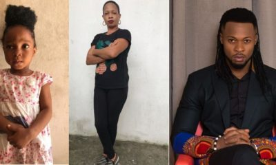 Lady claims singer, Flavour N'abania is the father of her child