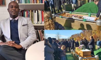 Late Pius Adesanmi's family members tackles his wife for burying his remains in Canada