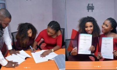 Mercy bags another endorsement dealwith Mapia Tea (video)