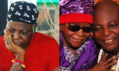My mother was a witch – Charly Boy