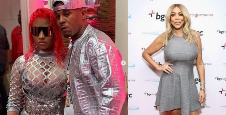 Nicki Minaj slams Wendy Williams for bringing up husband's criminal past