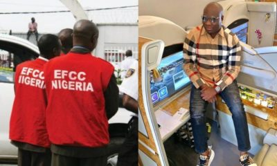 Nigerians reacts to Mompha's ₦5 million lawsuit against EFCC
