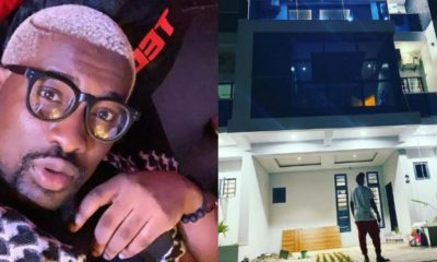 OAP Dotun replies a troll who played down his hard work as he becomes a Lagos landlord