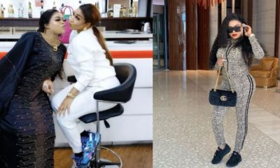 People are waiting for Tonto Dikeh and I to fight – Bobrisky