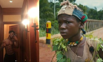 Remember Abraham Attah, the little boy in 'Beasts of No Nation? See what he looks like now (Photos)