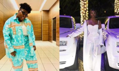 Singer Teni recounts how Tiwa Savage stood up to greet her on a plane