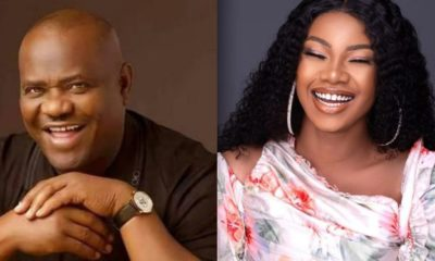 Tacha's fans excited as she plans to visit Governor Wike
