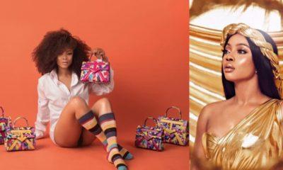 Toke Makinwa celebrates her 35th birthday with lovely photos