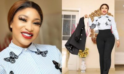 Tonto Dikeh involved in a fight in Dubai and might be deported - SDK