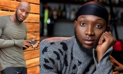 Tuoyo blasts a lady who trolled him for always congratulating ex-BBN housemates bagging endorsements