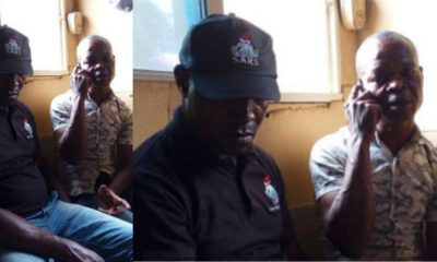 Two fake SARS operatives arrested while on their way to arrest people