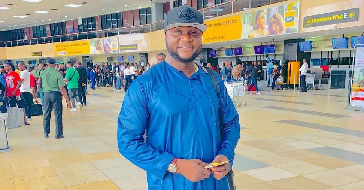 I will never get married or have children' – Actor Olu Michaels