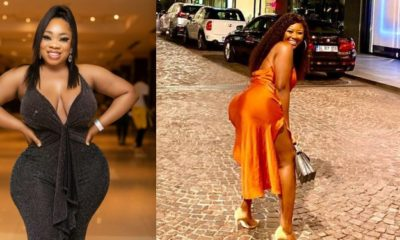 'You are bitter because your butt surgery wasn't successful' – Moesha Buduong blasts Salma Mumin