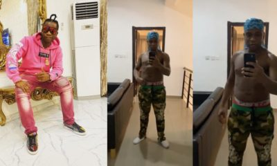 """I would beat up any military man that tries to stop me for wearing camo"" – Speed Darlington vows (video)"