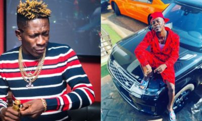 """Proud Naija Boy"" – Shatta Wale says as he dumps Ghana, claims he now has Nigeria's passport and work permit"