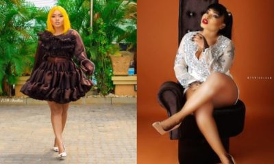 """If you have money babes, spend some on your man too"" – Halima Abubakar"