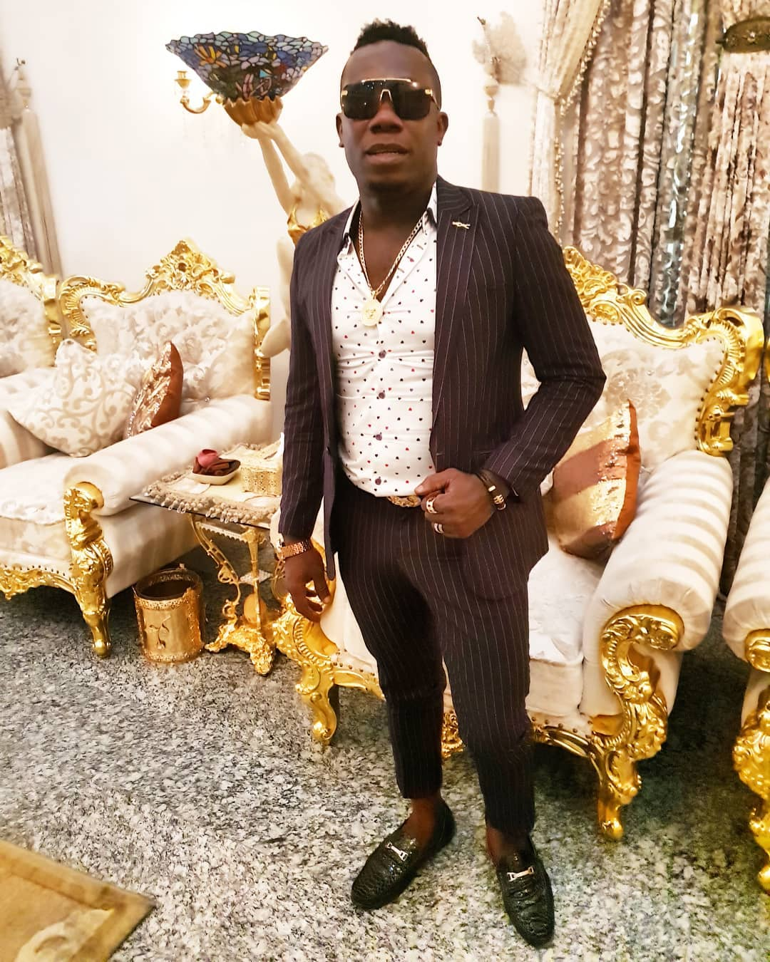 'Why Duncan Mighty was arrested' – Police