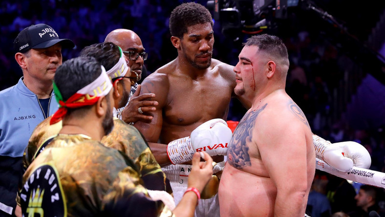Andy Ruiz blames 'three months of partying' for defeat to Anthony Joshua in Saudi Arabia