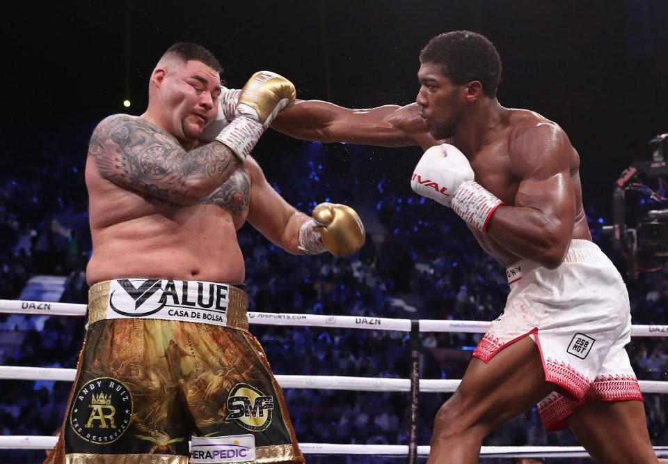 Deontay Wilder blasts Anthony Joshua after beating Andy Ruiz in re-match