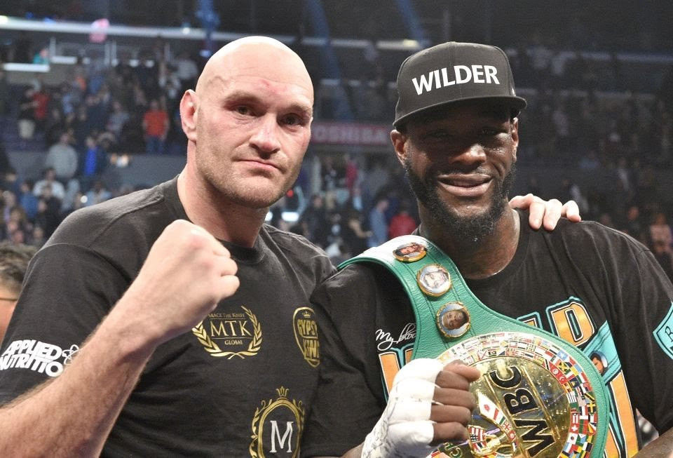 'Deontay Wilder and Tyson Fury are the best in the world, but I'd beat them' – Anthony Joshua confidently says