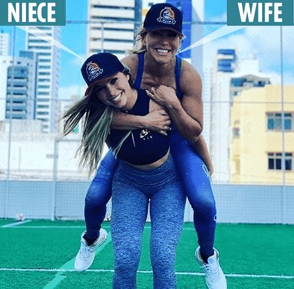 Brazilian striker, Hulk, leaves wife of 12 years, now dating her niece