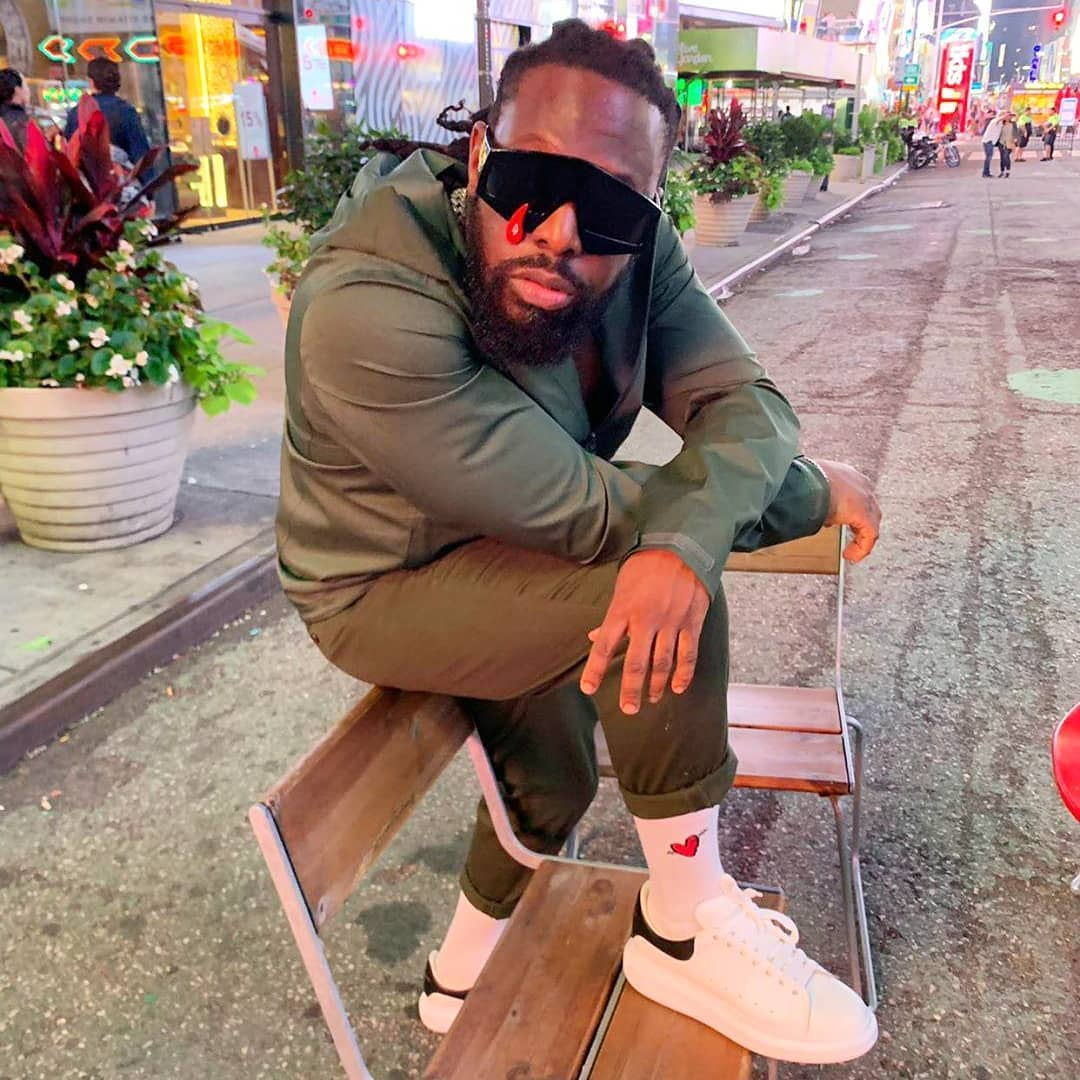 Fake Outfit: 'Shut up your mouth' – Hushpuppi slams Timaya for attacking Nigerian celebrities