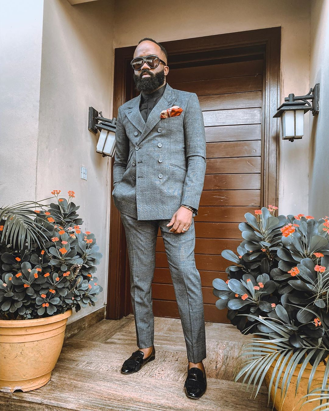 """Noble Igwe has a few words for """"Igbo men"""" whose wives spend Christmas in the kitchen"""