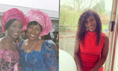 Actress Patience Ozokwor celebrates her look-alike daughter's birthday (photos)