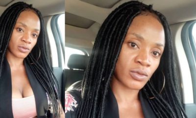 Actress Uche Ogbodo shred trolls who said she looks like a man