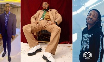 'Biodun Fatoyinbo will soon call Naira Marley to perform Tesumole in his Church' – Davido
