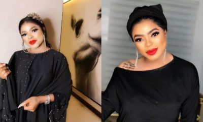 'Bobrisky dressing like a man that he is would make him irrelevant' - Twitter user, says