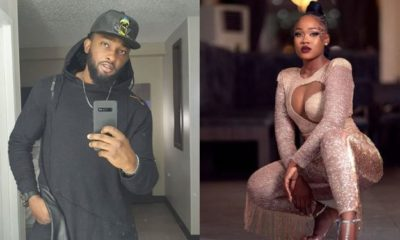 Cee-c tackles Twitter users trolling her for showing solidarity to Uti Nwachukwu