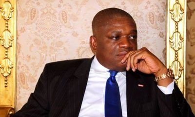 Court sentences ex governor of Abia state, Orji Uzor Kalu, to 12 years in jail