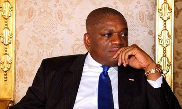 Court sentences ex governor of Abia state, Orji Uzor Kalu, to 12 years in jail