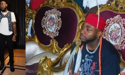 Davido Did Not Get Conferred A Chieftaincy Title