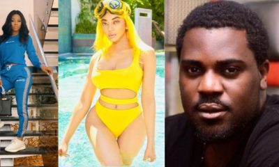 Dencia tackles Yomi Black and other people questioning Toke Makinwa's source of income