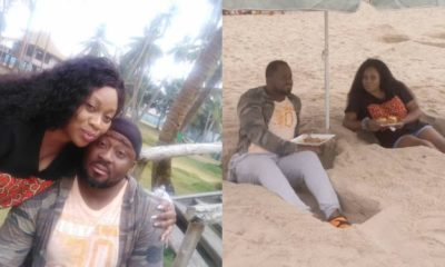 Desmond Elliot and his wife celebrate 16th wedding anniversary