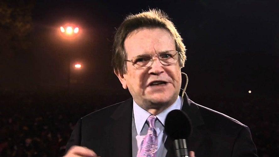 Just in: Evangelist Reinhard Bonnke is dead, aged 79